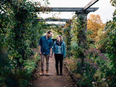 Verlobungsshooting mit Nicole und Michael in Darmstadt
