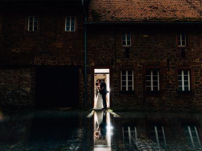 Hochzeit von Claudi und Timon auf dem Hühnerhof Gründau