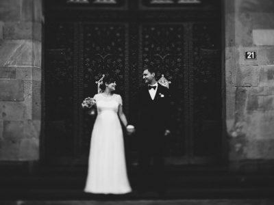 Hochzeit von Katja und Jörg in Frankfurt